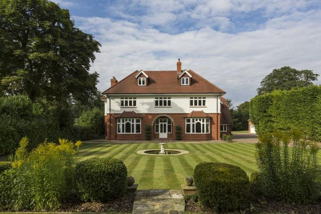 Thumbnail Property to rent in Granville Road, St Georges Hill, Weybridge, Surrey