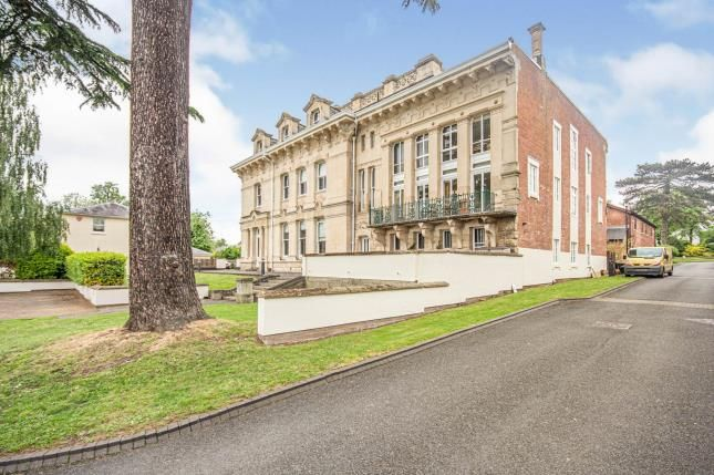 Thumbnail Flat for sale in Goodway House, Copps Road, Leamington Spa, Warwickshire