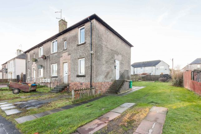 Thumbnail Flat for sale in Drum Road, Kelty, Fife