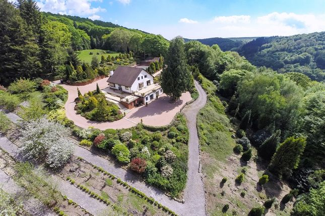 Thumbnail Detached house for sale in The Hudnalls, St. Briavels, Lydney