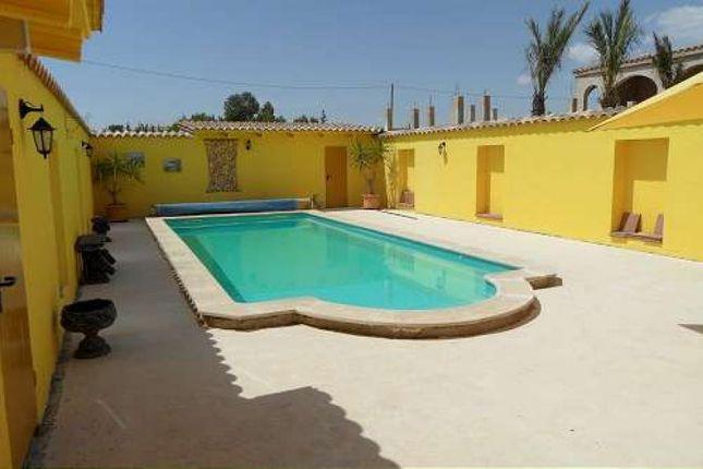 Thumbnail Villa for sale in Pinoso, Alicante, Spain