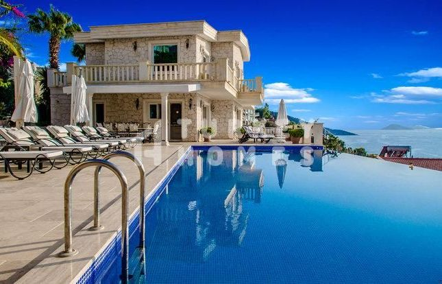 Thumbnail Villa for sale in Kalkan, Antalya, Turkey