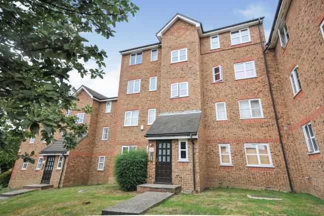 Front of Bryce House, John Williams Close, London SE14