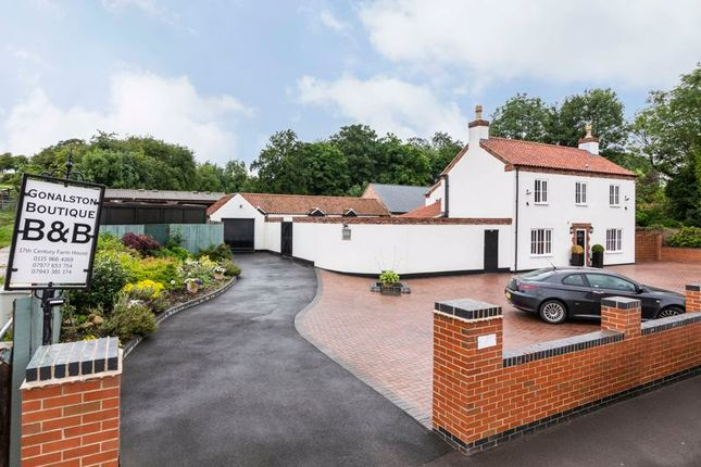 Thumbnail Detached house for sale in Cliff Mill Farm House, Southwell Road, Lowdham