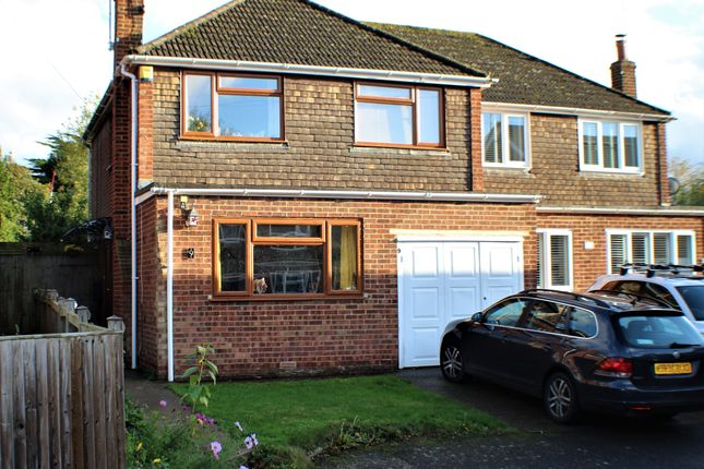 3 bed semi-detached house for sale in Haffenden Meadow, Charing, Ashford TN27
