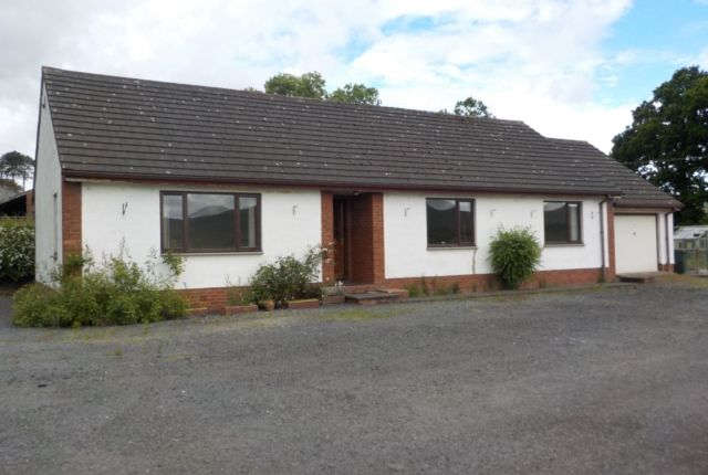 Thumbnail Bungalow to rent in Kirkconnel, Sanquhar