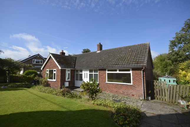 Thumbnail Bungalow to rent in Top Road, Kingsley, Frodsham