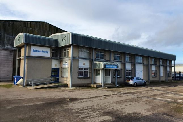 Thumbnail Office to let in Offices Available, Moycroft House, Moycroft Road, Elgin
