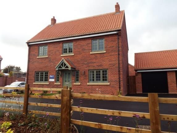 Thumbnail Detached house for sale in Regency Gardens, Nottingham Road, Southwell