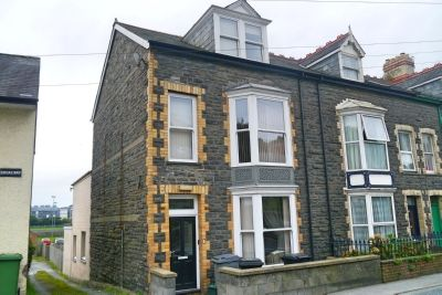 Thumbnail End terrace house to rent in 6, St Georges Terrace, Aberystwyth
