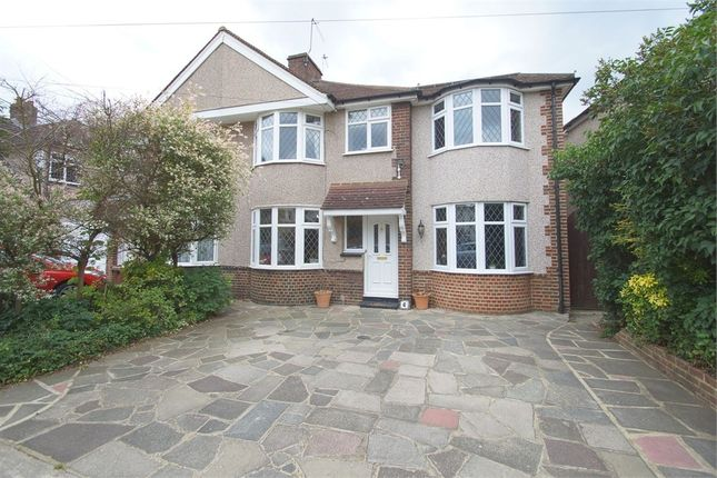Thumbnail Semi-detached house for sale in Chaucer Road, Sidcup, Kent