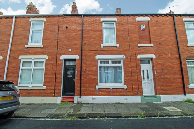 Thumbnail Terraced house to rent in Woodbine Terrace, Blyth