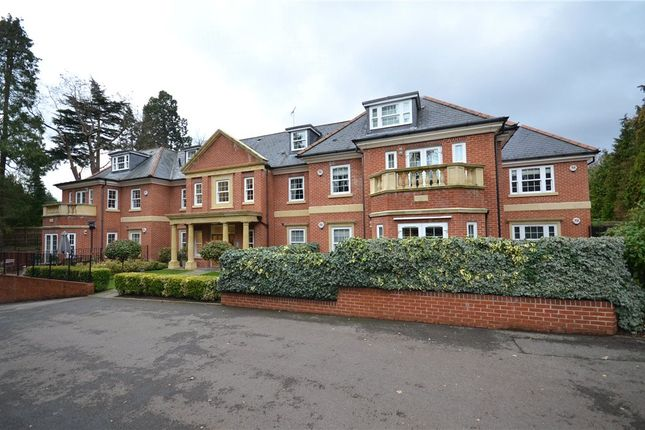 Thumbnail Flat for sale in Wilbury Lodge, Dry Arch Road, Sunningdale