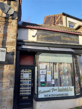 Thumbnail Leisure/hospitality for sale in Sandwich Bar S43, Brimington, Derbyshire