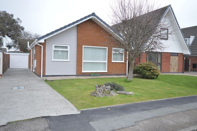 Thumbnail Detached bungalow to rent in Avondale Crescent, Blackpool