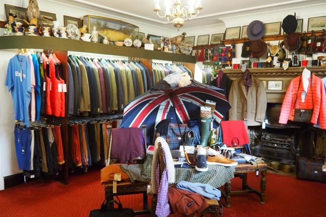 Thumbnail Retail premises for sale in Clothing & Accessories BD23, Grassington, North Yorkshire