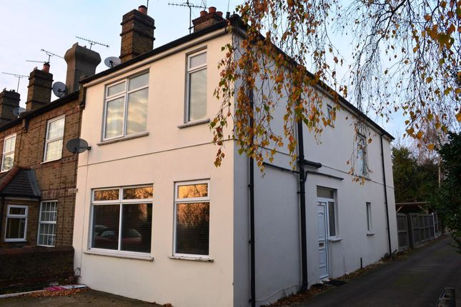 Thumbnail End terrace house to rent in Critchett Terrace, Rainsford Road, Chelmsford
