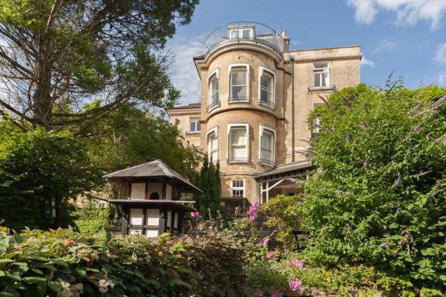 Thumbnail Flat for sale in London Road East, Batheaston, Bath