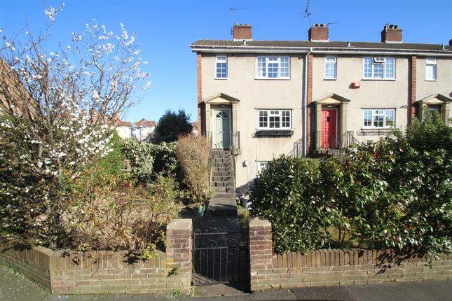 Thumbnail End terrace house for sale in Cairns Road, Westbury Park, Bristol