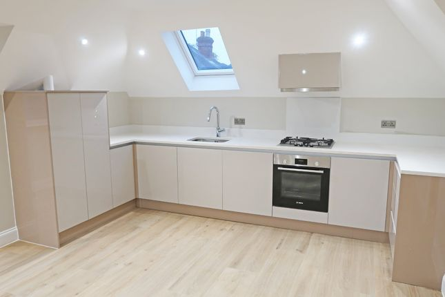 Thumbnail Flat to rent in New Road, Basingstoke