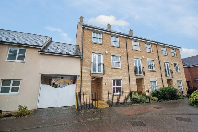 Thumbnail Detached house for sale in Fleetwood Square, Beaulieu Park, Springfield, Chelmsford