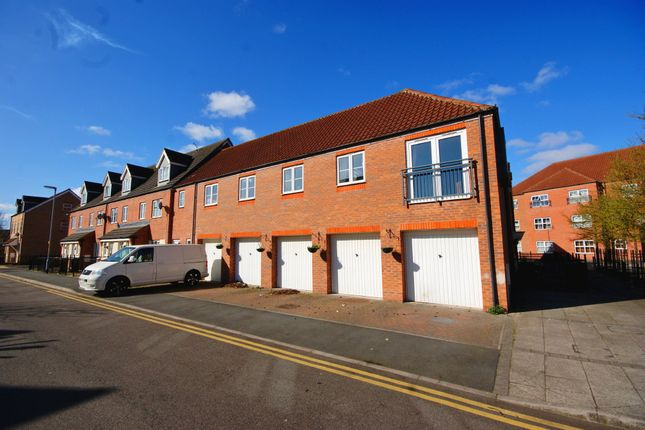 Thumbnail Flat to rent in Witham Mews, Anchor Quay, Lincoln