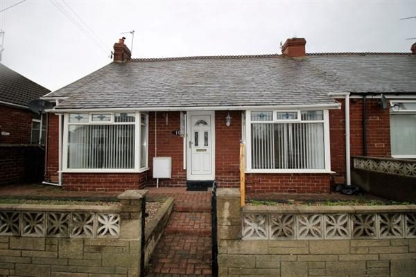 Thumbnail Bungalow for sale in Station Road North, Murton, Seaham