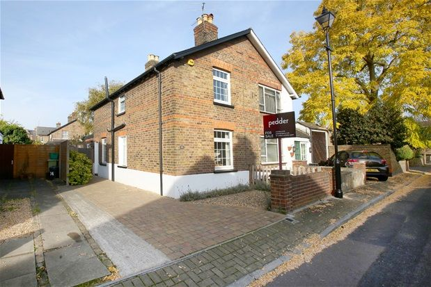 Thumbnail Semi-detached house for sale in Edward Road, London
