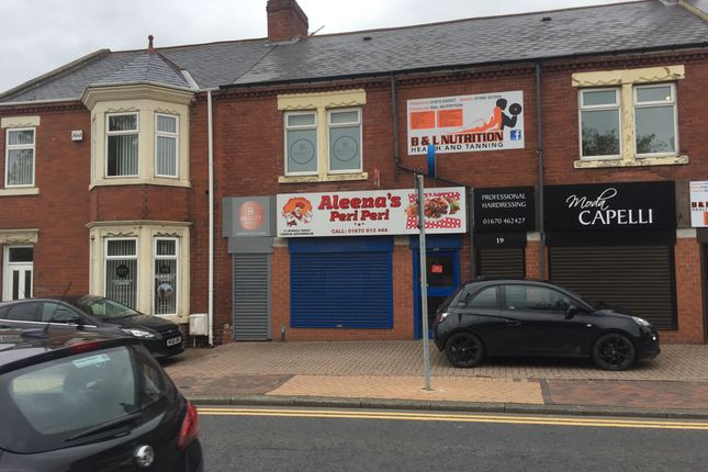 Thumbnail Restaurant/cafe to let in Lintonville Terrace, Ashington