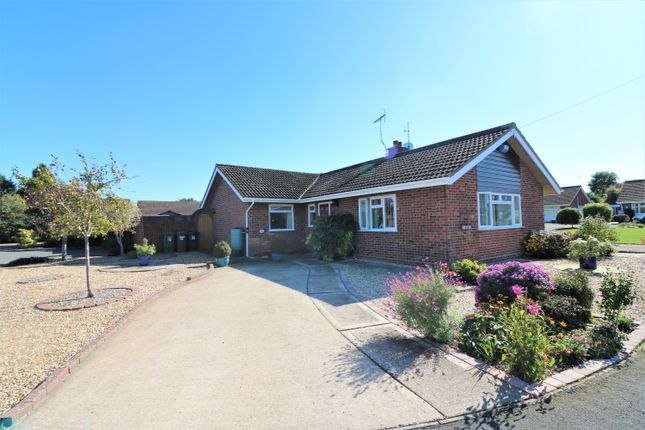 Thumbnail Detached bungalow for sale in Woodfield, Toftwood