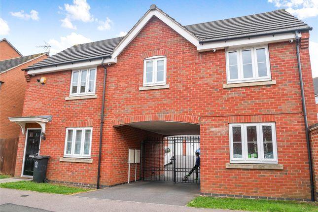 Thumbnail Detached house to rent in Dalton Road, Hamilton, Leicester