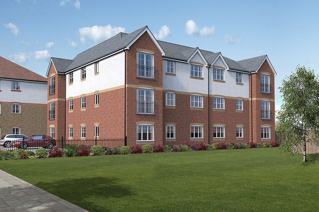 Thumbnail Flat for sale in The Blenheim, Devonshire Gardens, Coopers Way