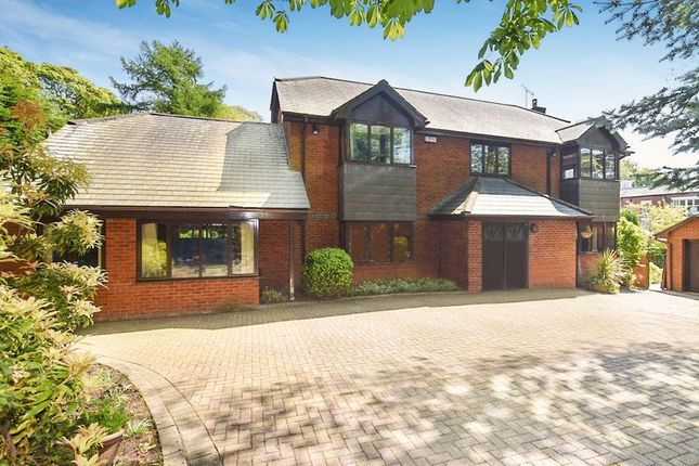 Thumbnail Detached house for sale in Silecroft, Princess Road, Lostock, Bolton
