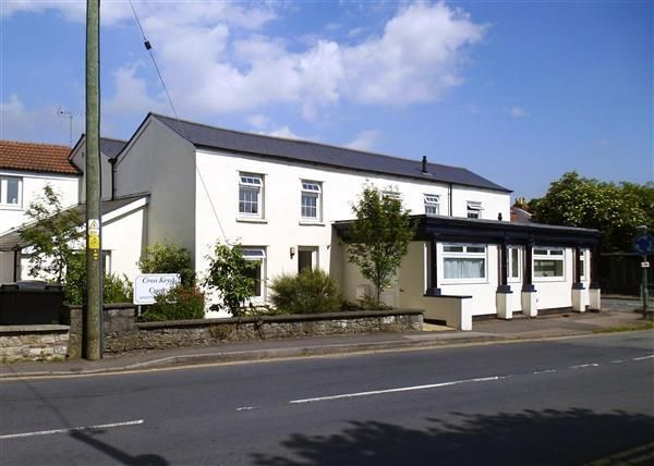 Thumbnail Flat for sale in Apartment 4 Cross Keys Court, Tutshill, Chepstow