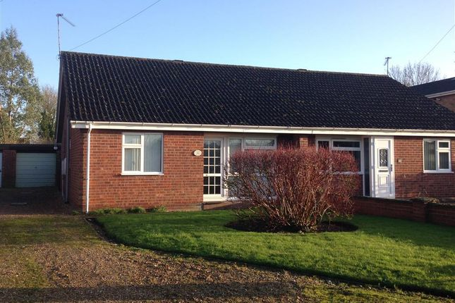 Thumbnail Bungalow to rent in Orchid Avenue, Dereham