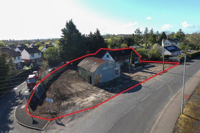 Thumbnail Warehouse for sale in 65, 67 & 69 Crumlin Road, Aldergrove, Crumlin, County Antrim