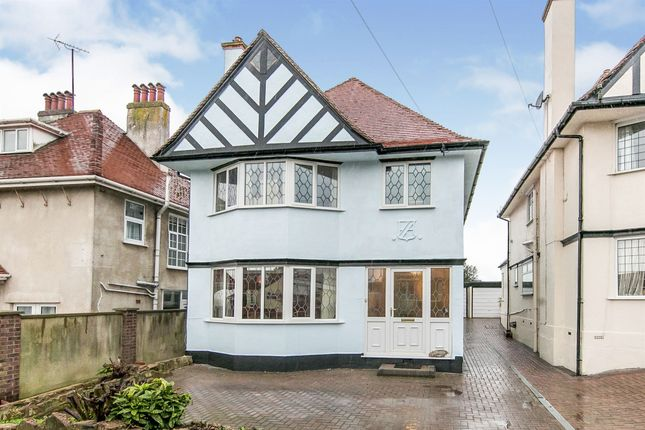 Thumbnail Detached house for sale in St Georges Avenue, Dovercourt, Harwich