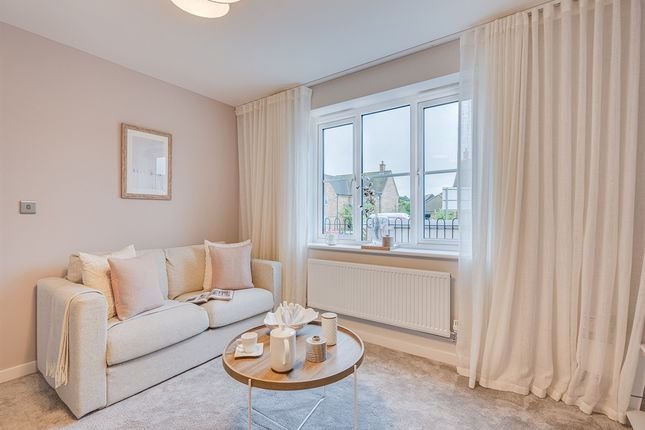 """Thumbnail Detached house for sale in """"The Lumley"""" at Hilltop, Oakwood, Derby"""
