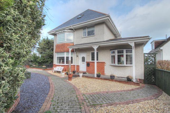 Thumbnail Detached house for sale in Abergele Road, Llanddulas, Abergele
