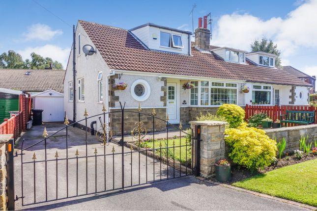 Thumbnail Semi-detached bungalow for sale in The Rowans, Leeds