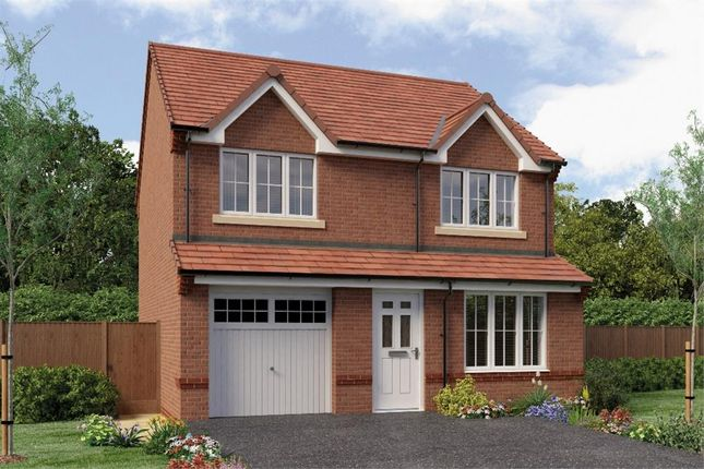 "Thumbnail Semi-detached house for sale in ""The Larkin"" at Park Road South, Middlesbrough"