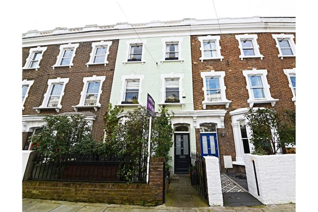 Thumbnail Terraced house for sale in Countess Road, London
