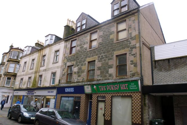 Property of Flat 1/1, 77 Montague Street, Rothesay, Isle Of Bute PA20