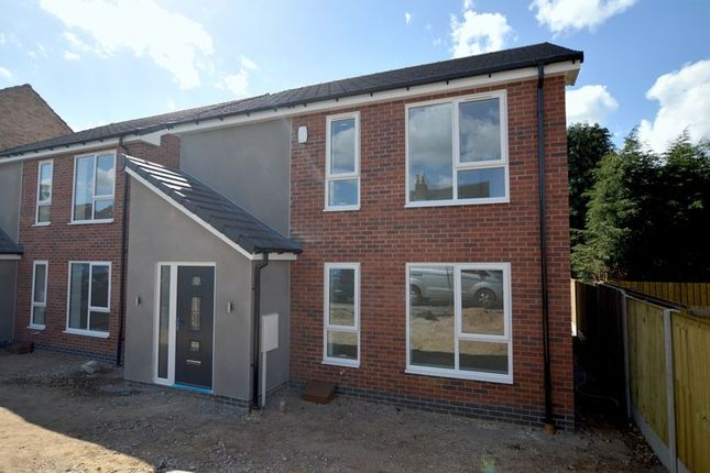 Thumbnail Detached house for sale in Chester Street, Mansfield