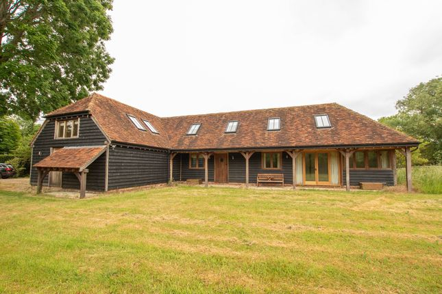 Thumbnail Barn conversion for sale in Berrick Salome, Wallingford