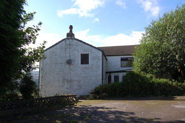Thumbnail Farmhouse for sale in Bottomley Road, Walsden Todmorden