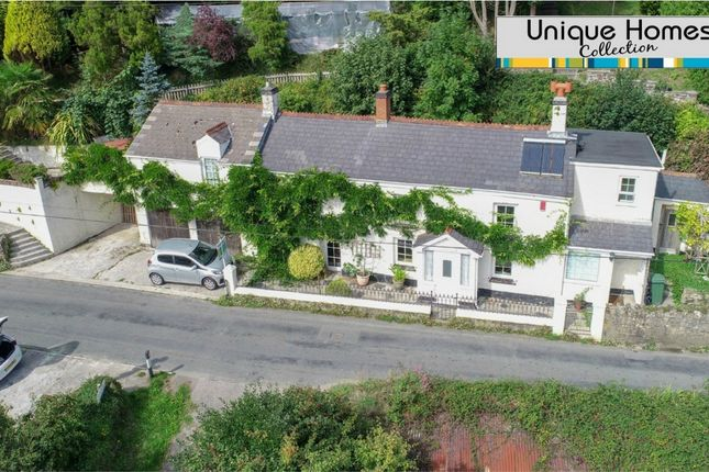 Thumbnail Cottage for sale in Little Polgooth, St Austell, Cornwall