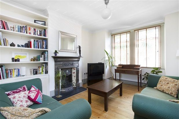 Thumbnail Property to rent in Adamsrill Road, London