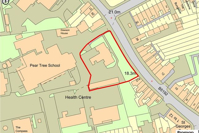Thumbnail Office for sale in 29 Station Road, Kirkham, Lancashire