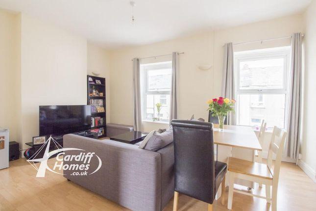 Thumbnail Flat for sale in Carlisle Street, Splott, Cardiff